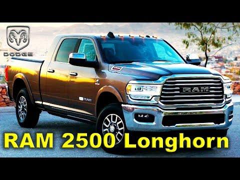 2019 Ram 2500 Longhorn Mega Cab Design Preview