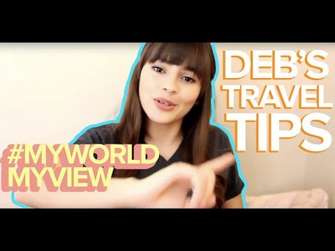 CISabroad #TravelTips - Traveling on a Budget