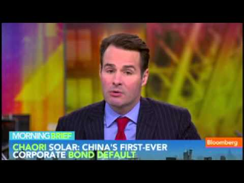 Chaori Solar Defaults on Bonds: Bloomberg Brief