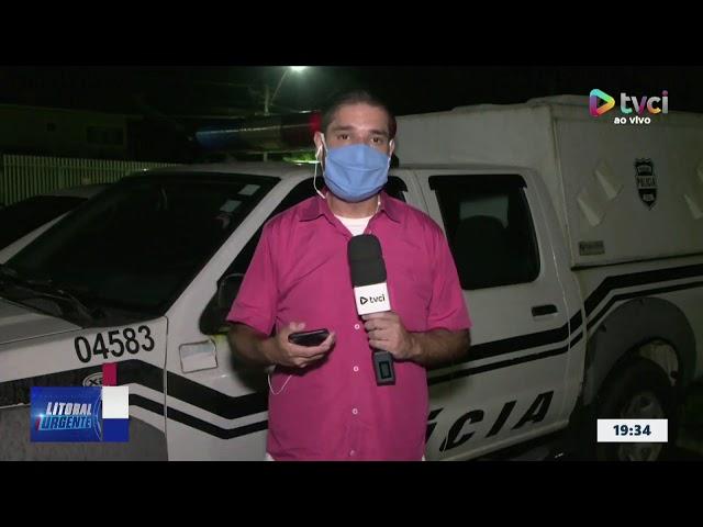 MAIS UMA TENTATIVA DO HOMICÍDIO EM ANTONINA