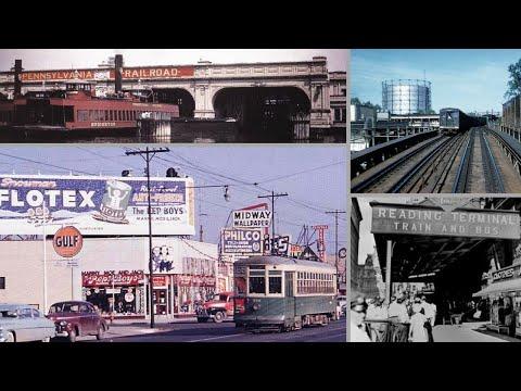 Philadelphia in the early fifties