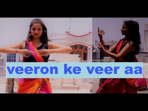 VEERON KE VEER AA | BAHUBALI 2 | EASY STEPS | PRIYA SINGH