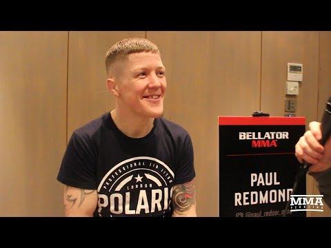 Video: Paul Redmond thinks Bellator deal will open up opportunities to compete in U.S.