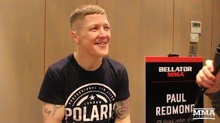Paul Redmond: Bellator Deal Will Open Up Opportunities to Compete in U.S. - MMA Fighting