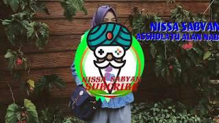 Assholatu Alan Nabi Cover By Nissa Sabyan (Lagu Islami 2019)