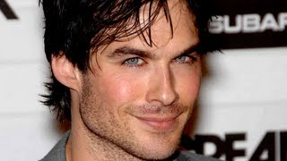 Ian Somerhalder Signs On To THE ANOMALY - AMC Movie News