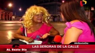 Las señoras de la calle: Las trabajadoras sexuales más veteranas de Lima (1/3)