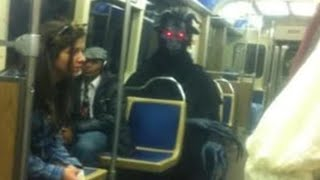 5 Strangest Things Caught On The Subway!