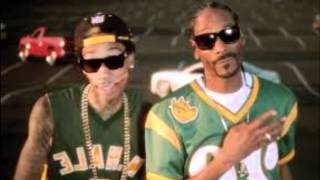 Wiz Khalifa ft. Snoop Dogg - French Inhale (Official Instrumental)