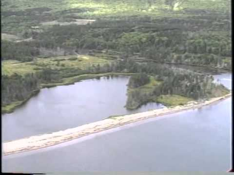 Aerial Video Surveys, Nova Scotia, Blackrock Point to Cape Dauphin