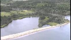 Aerial Video Surveys, Nova Scotia, Blackrock Point to Cape Dauphin