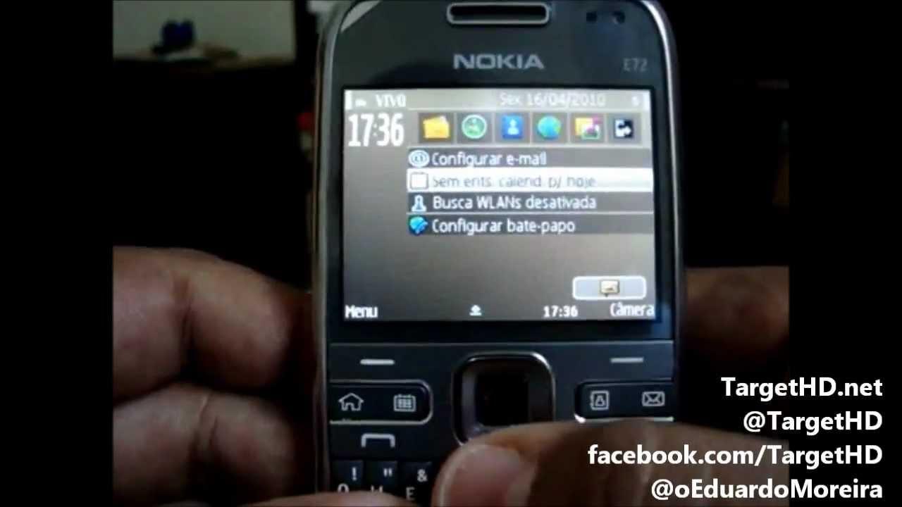 Nokia E72 | Review | TargetHD net
