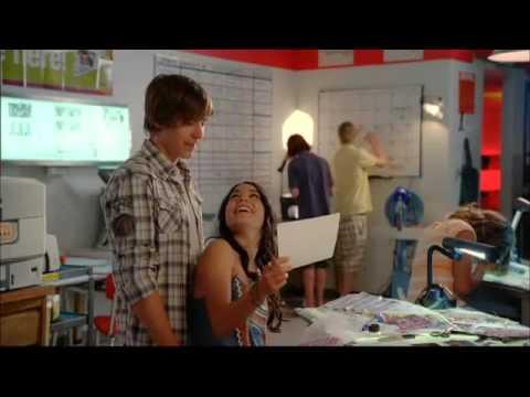 High School Musical 3 Bloopers HD HQ