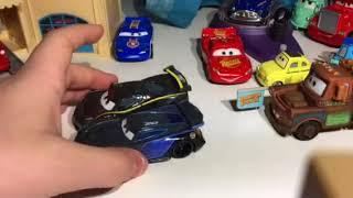 Disney Pixar Cars 3 Jackson Storm diecast review