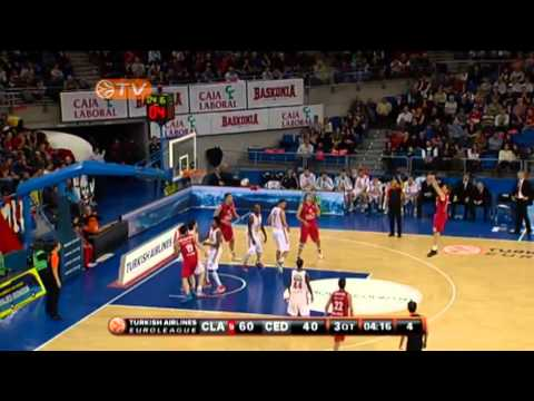 Highlights: Cedevita Zagreb - Caja Laboral from YouTube · Duration:  1 minutes 25 seconds