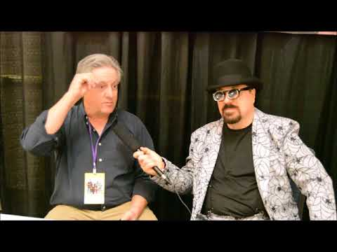 Actor David Naughton video  at Spooky Empire Orlando, Florida