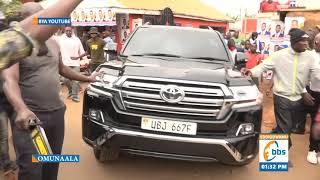 #OMUNAALA   Yiino emmotoka ya Bobi Wine etayitamu masasi   Part 2