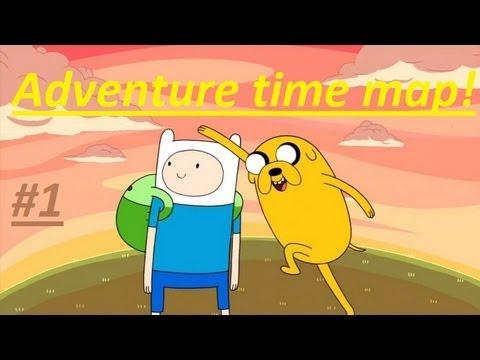 Игры Фин и Джейк (Время Приключений)