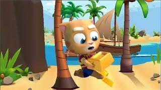 Том бег за золотом Джинжер