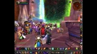 WoW 15-01-2007 Opening Dark Portal