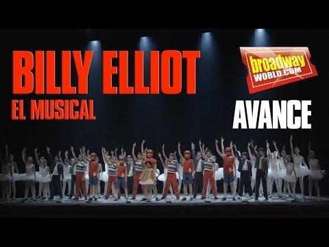 BILLY ELLIOT EL MUSICAL - Muestra de la Escuela de Billy Elliot