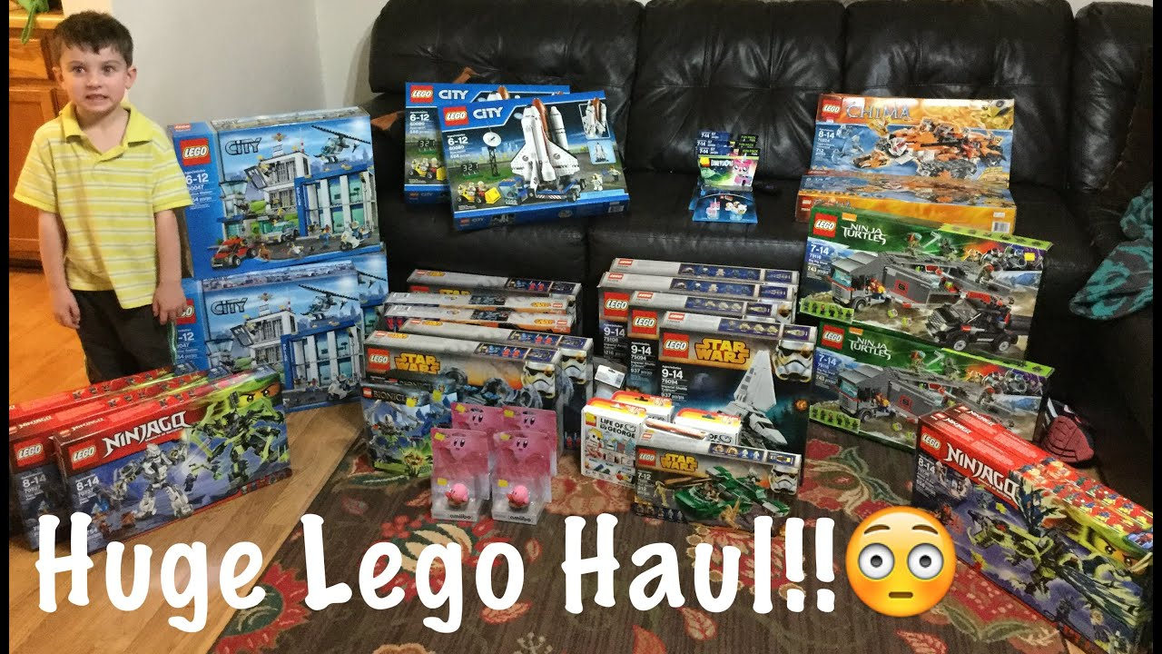 Walmart Toys Clearance : Huge lego haul walmart clearance👍😳 youtube
