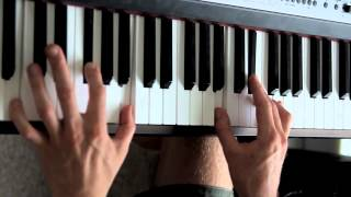 How to play Too Numb to Cry by Zakk Wylde piano tutorial