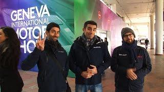 Salone di Ginevra 2015, noi ci siamo!