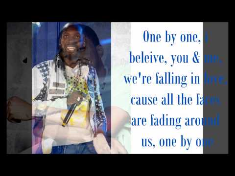Laza Morgan ft. Mavado - One by one (LYRICS ON SCREEN). Best Lyrics