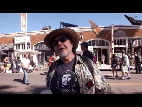 "Abbot Kinney Festival 2013 ""Man on the Street"" Interviews."