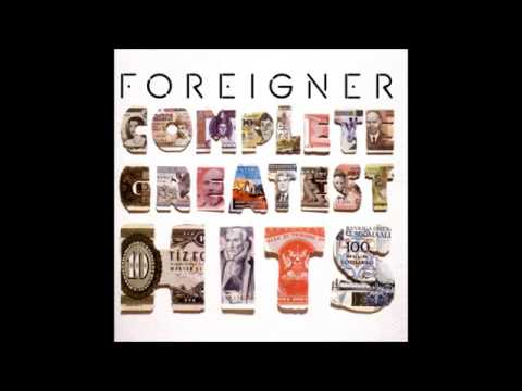 Foreigner   'Complete Greatest Hits' Full Album