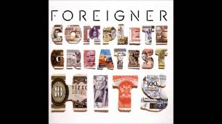 Foreigner Greatest Hits. I do not own the copyright for this, it is...