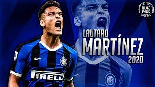 Lautaro Martínez ► Inter/Argentina ● El Toro ● Skills & Goals 2019/2020   HD