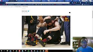 Alex Reyes Called a Nigger by the MLB + Kevin Love's Fake Concussion