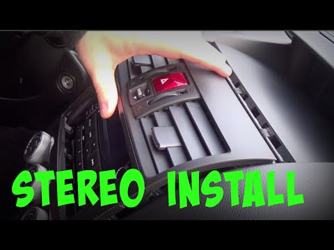 2015 Subaru WRX Stereo Removal / Install Tutorial - YouTube