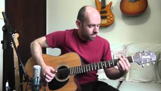 Crazy little thing called love (Queen) - Acoustic Guitar Solo Cover (Violão Fingerstyle)