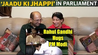 "Rahul Gandhi Hugs PM Modi in Parliament | ""You May Call Me Pappu, I Don't Hate You"": Rahul 