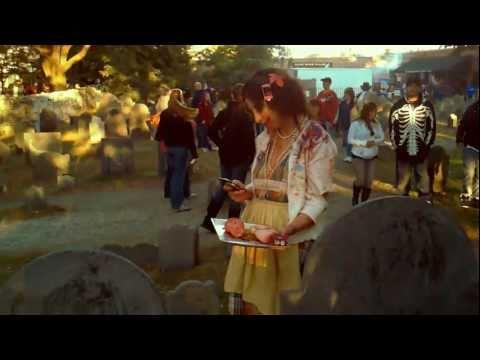 Zombie Walk Salem MA | 10/10/10 ZOMBIE#3