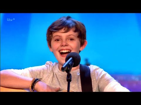 Jack and Tim: Britain's Got Talent 'The Lucky Ones' golden-buzzer audition IN FULL