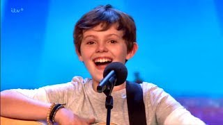 Jack and Tim: BGT golden-buzzer audition IN FULL-'The Lucky Ones'