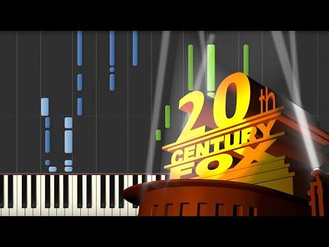 20th Century Fox Theme Piano Tutorial