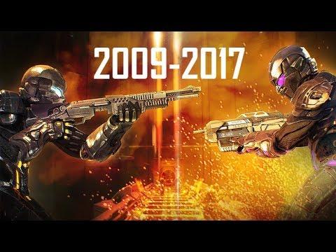 The Evolution Of N.O.V.A. Games (2009-2017)