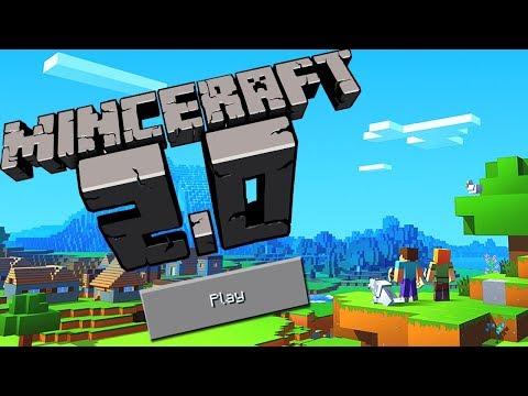MINECRAFT 2.0!!!!!