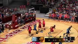 NBA 2K13: 2013 Association Mode All-Star Game