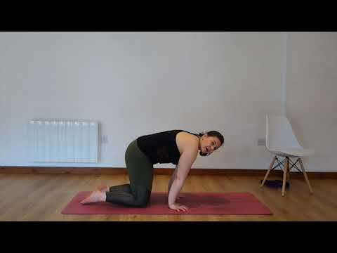 Yoga Osteo Wrist Stretch