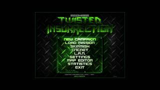 【龍拳】終極動員令:泰伯倫之日(Command u0026 Conquer:Tiberian Sun)MOD:Twisted Insurrection;初代第一關