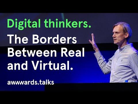 Designing VR Experiences | Anrick Bregman | Awwwards Conference Amsterdam