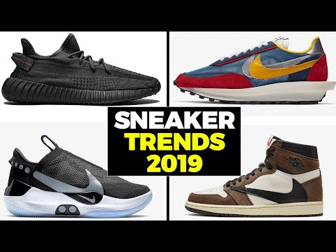 5 Sneaker Trends EVERY Guy Should Know | 2019 Alex Costa