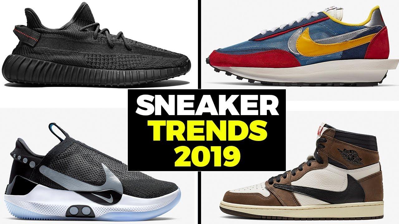 5 Sneaker Trends EVERY Guy Should Know 2019 Alex Costa  2019 Alex Costa