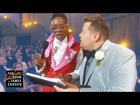 Tonys Bonus - Billy Porter Crushes Broadway Karaoke